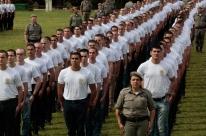 Dois mil soldados começam preparo para atuar na segurança pública gaúcha