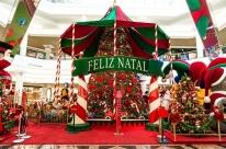 Shoppings inovam nas decorações de Natal neste ano