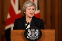 Theresa May admite risco de não haver acordo para o Brexit
