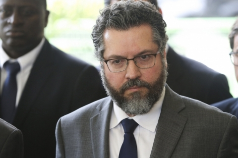 Araújo defende aproximação com Israel e nega chance de perdas comerciais ao País