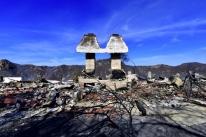 Incêndio da Califórnia registra 74 mortos e mais de mil desaparecidos