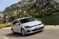 VW trará o Golf 'de ligar na tomada' no ano que vem
