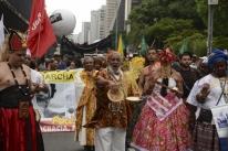 Marcha da Consciência Negra em São Paulo clama por fim do racismo