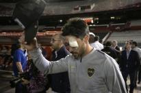 'Não vou jogar em um estádio onde posso morrer', diz capitão do Boca