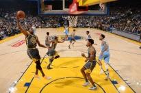 Warriors sofre, mas bate Kings nos últimos segundos com atuação de gala de Durant