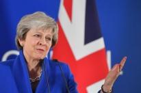 Votaremos emenda sobre próximos passos do Brexit em 27 de fevereiro, diz May