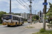 Faixa preferencial para ônibus na avenida Ipiranga entra em operação na segunda-feira