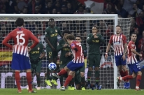 Atlético de Madrid bate o Monaco e se classifica às oitavas da Liga dos Campeões