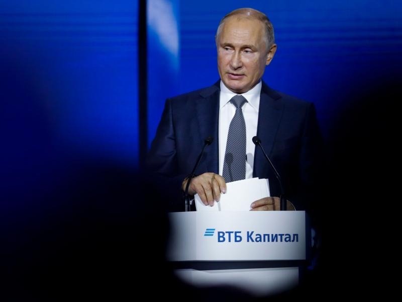 Putin destacou que pretende discutir com Washington sobre o que conversou com Kim Jong Un