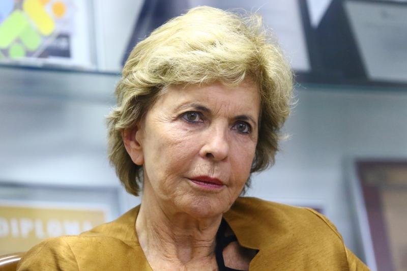 Yeda foi ministra do Planejamento, deputada federal e governadora do Rio Grande do Sul