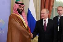 Rússia e Arábia concordam em estender pacto para estabilizar petróleo, diz Putin