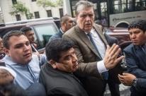 Uruguai rejeita pedido de asilo de ex-presidente do Peru