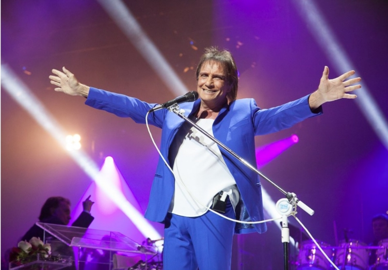 Rei vem de uma turnê que passou por Chile, México e Peru