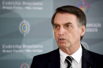 Reunião com Bolsonaro tratou de assuntos da segurança, diz comandante