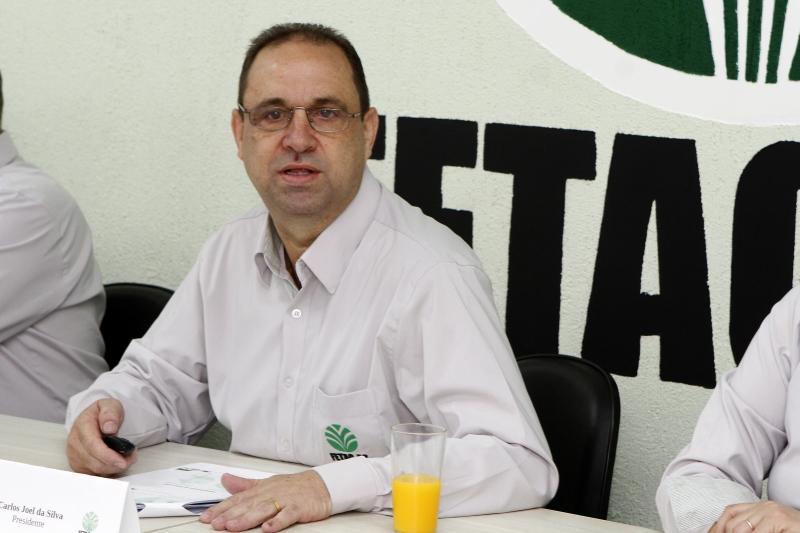 Dirigente recebeu o apoio  de 95% dos votantes