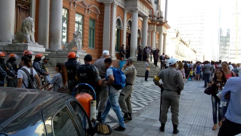 Grupo reclamava das apreensões de produtos irregulares conduzida pela SMDE