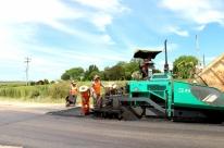 Revitalização da principal  rodovia da cidade se inicia