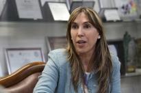 Martha Beltrame é a 1ª mulher a assumir a presidência da AMP