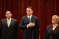 Bolsonaro tem fala conciliadora em diplomação