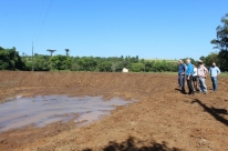Cidade ébeneficiada com a construção de 10 açudes para agricultores familiares