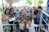 Ampliação e modernização da Escola Barra do Forqueta é entregue