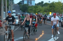 Passeio Ciclístico de Natal movimenta ruas da cidade