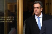 Ex-advogado de Trump, Michael Cohen é condenado a três anos de prisão