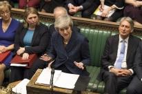 May diz que eleições gerais neste momento não seriam de interesse do Reino Unido