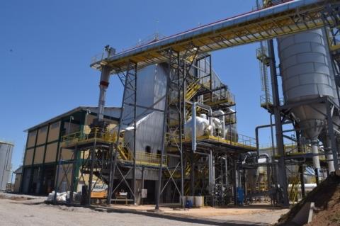 Térmica em Uruguaiana quer usar casca de arroz