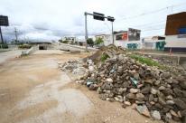 Liberação da trincheira da Ceará não tem prazo em Porto Alegre
