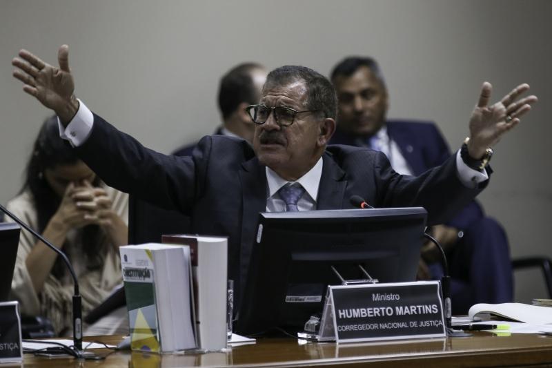 Ministro Humberto Martins assumiu presidência do tribunal em agosto