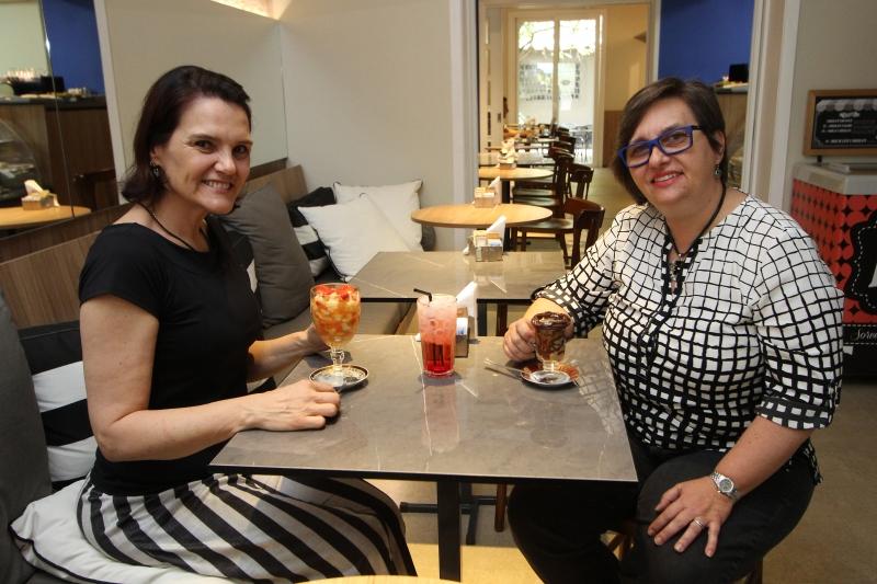 O objetivo de Regina e Elaine era abrir as portas do Café da Bastian no inverno de Porto Alegre, mas a obra atrasou a inauguração para o mês de dezembro