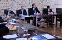 Bolsonaro tem primeira reunião com seus 22 ministros
