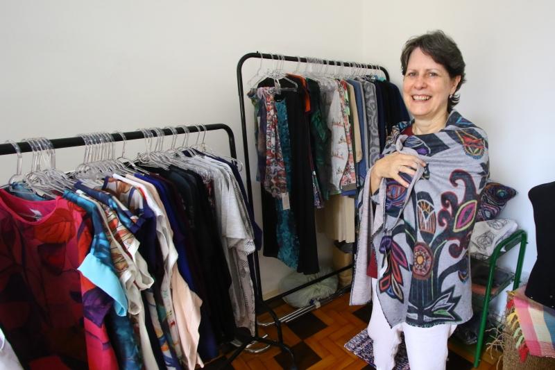 Ana Rowe, proprietária da marca Ana Rowe Vista Arte