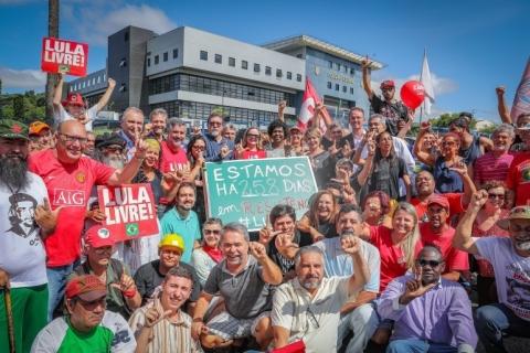 Juíza muda regras de visitas a ex-presidente Lula na PF