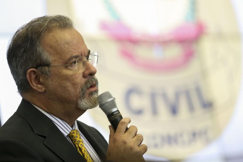 O ministro da Segurança Pública relembra que solucionar o caso de Marielle é imprescindível