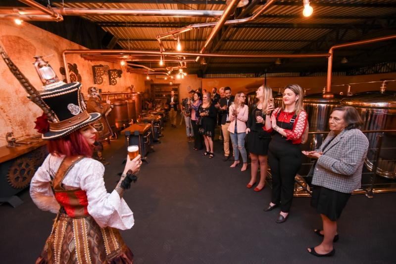 Empreendimento mistura lado lúdico, com teatro, e a história da bebida, e prevê 4,5 mil visitantes por mês