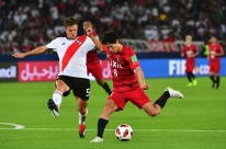 River Plate goleia o Kashima por 4 a 0 e fatura 3º lugar no Mundial de Clubes