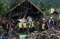 Não há registro de brasileiros atingidos por tsunami na Indonésia, diz Itamaraty