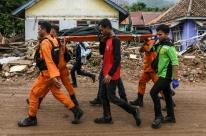 Drones ajudam a resgatar vítimas de tsunami na Indonésia