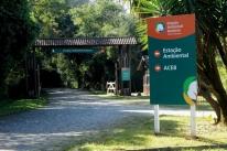 Estação Ambiental recebe 4 mil visitantes e é opção de lazer gratuito nas férias