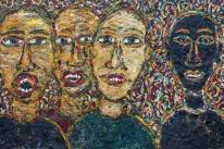 Sergio Stein  expõe pinturas no Centro Cultural CEEE Erico Verissimo