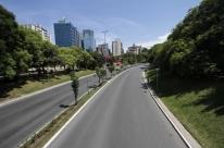 Porto Alegre fica vazia com debandada para virada do Ano-Novo