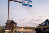 Estradas federais gaúchas registram duas mortes nos três primeiros dias de feriadão