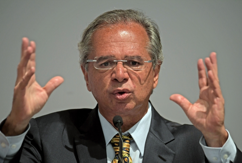 Para Paulo Guedes, sistema atual gera uma fábrica de desigualdades