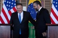 Pompeo defende cooperação com  o Brasil contra regimes autoritários