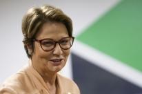 Tereza Cristina diz no Acre que está negociando exportação de carne ao Peru