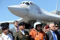 Envio de bombardeiros russos à Venezuela reafirma desrespeito à crise nacional, apontam analistas