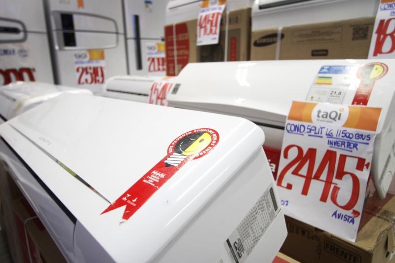 Vendas de aparelhos de ar-condicionado devem crescer cerca de 10%