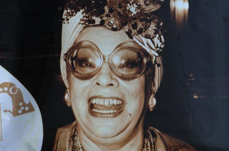 Na vida amorosa, Gilda Marinho também teve ousadia como marca